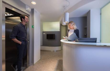La prima clinica del distretto Testa-Collo a Sondrio e provincia - Clinica Marchetti